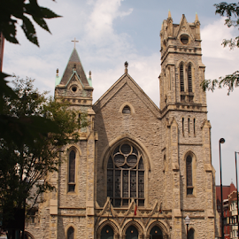 by Darrell Tenpenny - Buildings & Architecture Places of Worship (  )