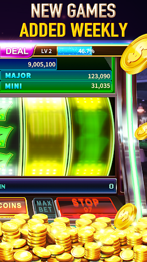 Classic Slots - Vegas Casino Slot Machines For PC