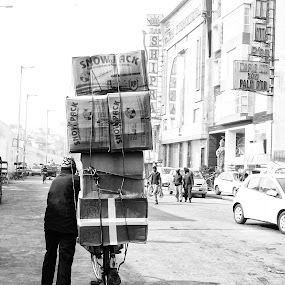 Overload by DrArindam Ghosh - City,  Street & Park  Street Scenes