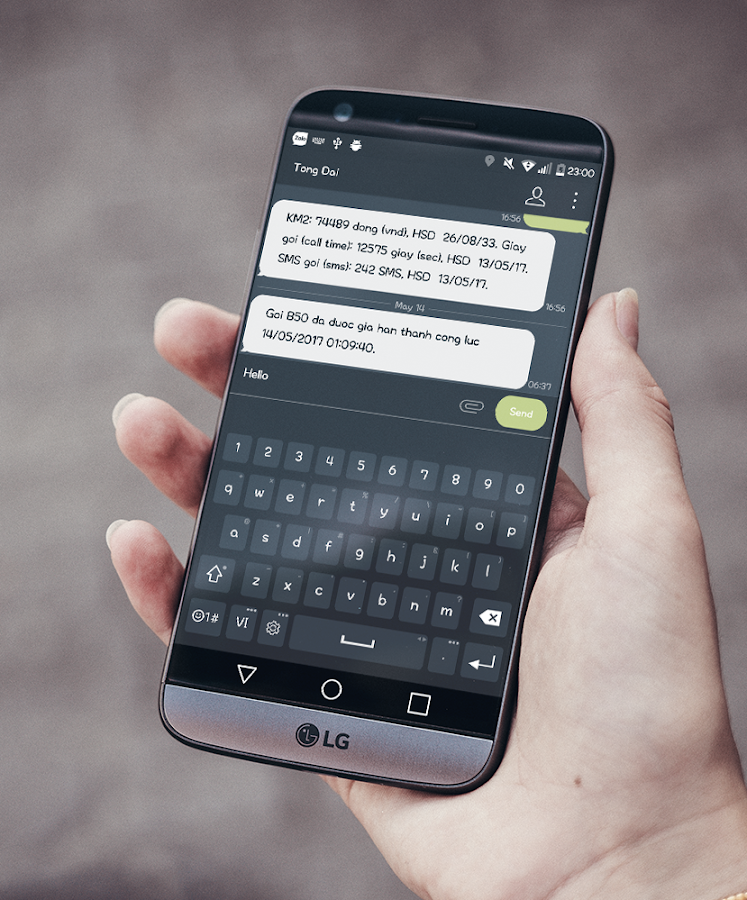 Edge Theme LG G6 G5 V20 android apps download