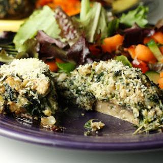 Vegetarian Stuffed Portobello Recipes