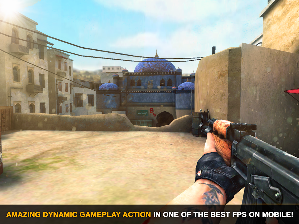 Counter Attack - Multiplayer FPS Screenshot 11