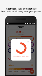 Rthm - screenshot