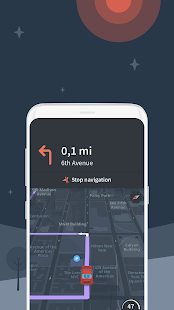 App Karta GPS - Offline Navigation apk for kindle fire