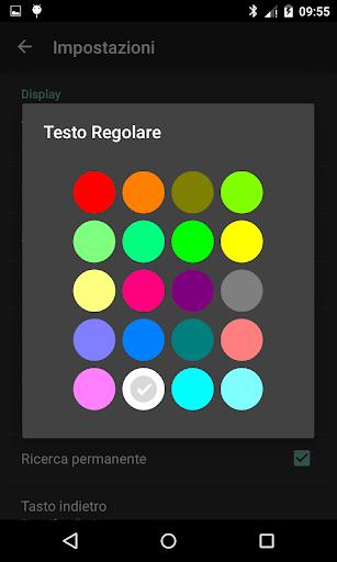 Italian Dictionary - Offline screenshot 8