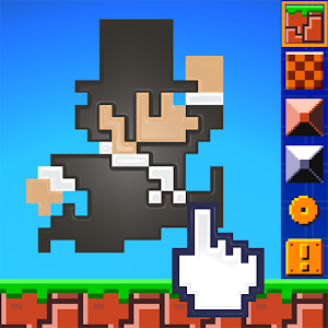 Super Mega Runners:Stage maker Create your game For PC (Windows & MAC)