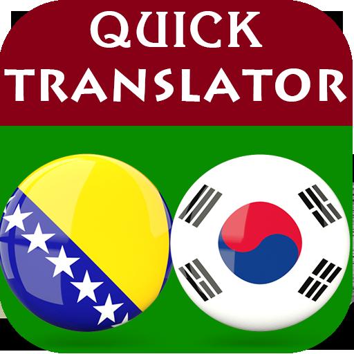Android aplikacija Bosnian Korean Translator na Android Srbija