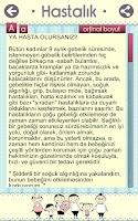 Screenshot of Hamilelik