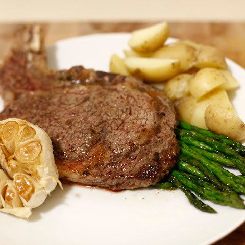 Butter Basted Steak