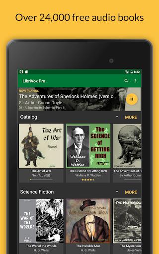 LibriVox Audio Books Free screenshot 17