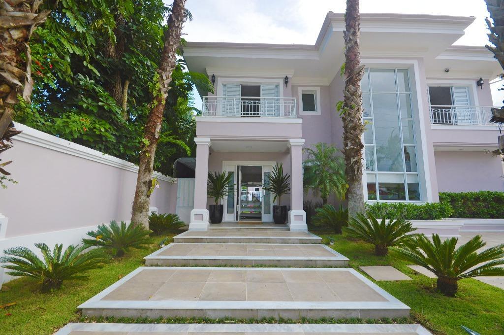 Casa com 4 dormitórios à venda, 420 m² por R$ 2.800.000 - Acapulco - Guarujá/SP