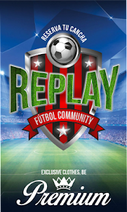 Replay FC - screenshot