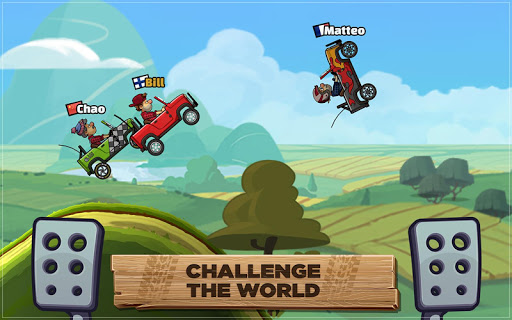 Hill Climb Racing 2 by Fingersoft