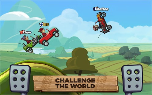 Game Hill Climb Racing 2 APK for Kindle
