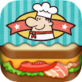 Game Happy Sandwich Cafe apk for kindle fire