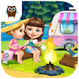Sweet Baby Girl Summer Camp