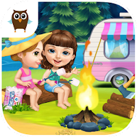 Acampamento Sweet Baby Girls For PC (Windows And Mac)