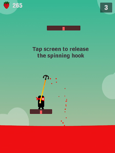 Hook Hero - screenshot