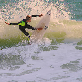 Splashhh by Gérard CHATENET - Sports & Fitness Surfing