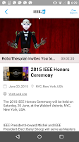 Screenshot of IEEE.tv