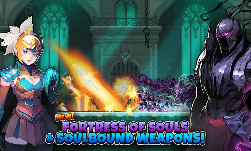 Crusaders Quest screenshots