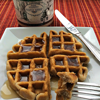 Waffle No Baking Powder Recipes