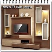 Modern TV Stand Designs