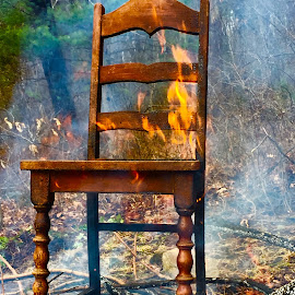The Hot Seat by Jon Ablicki - Artistic Objects Furniture