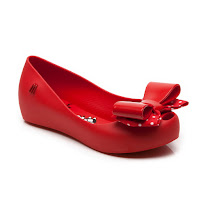 Mini Melissa Ultragirl MM Bow PUMP