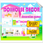 Dollhouse Home Decor Games APK Image