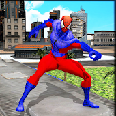 APK Game Spider Hero : Evolution for BB, BlackBerry