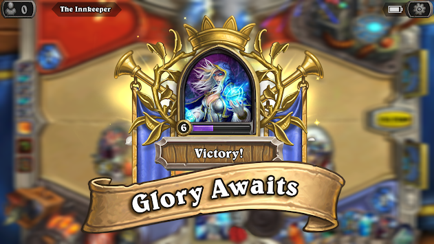 Hearthstone APK screenshot thumbnail 5