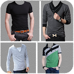 Man In T-Shirt Photo Suit 1.2 Apk