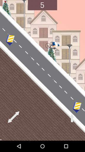 Downhill Cycle Riders 3 - screenshot