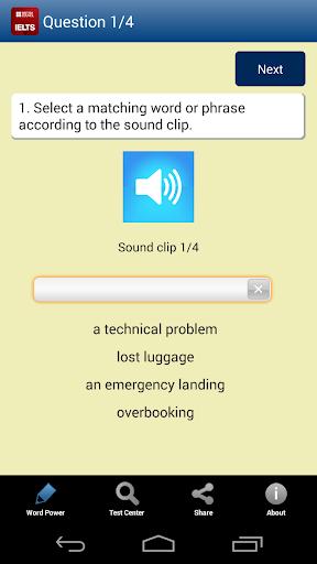 IELTS Word Power screenshot 4