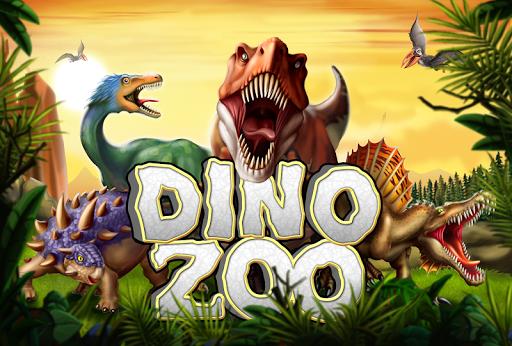 DINO WORLD Jurassic builder 2 - screenshot
