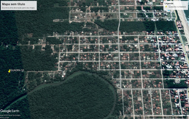 Terreno à venda Balneário Rainha , 360 m² por R$ 30.000 - Rainha do Mar - Itapoá/SC
