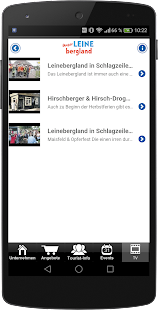 App Hallo Leinebergland APK for Kindle