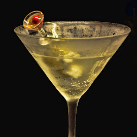 by Winnie Chrzanowski - Food & Drink Alcohol & Drinks ( alcohol, martini, valentine vodka, digital photography, drinks )