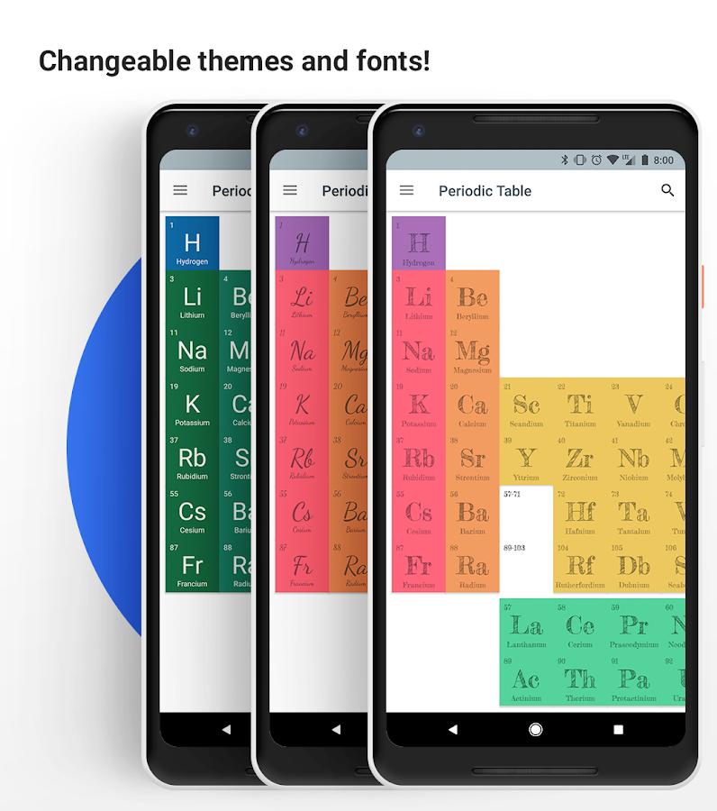 Virtual periodic table 2018 pro apk cracked free download cracked virtual periodic table 2018 pro screenshot 3 urtaz Gallery