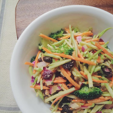 Crunchy Vegetable Salad