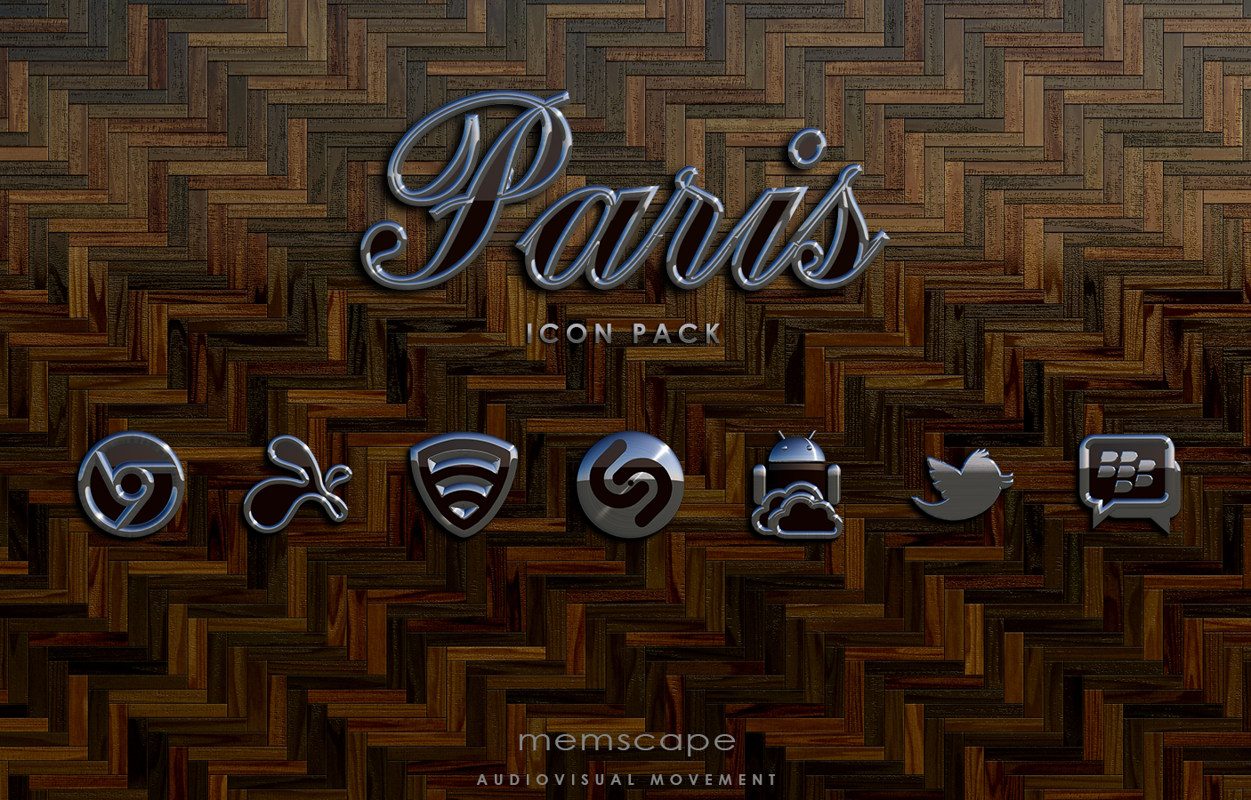 PARIS Icon Pack Screenshot 8