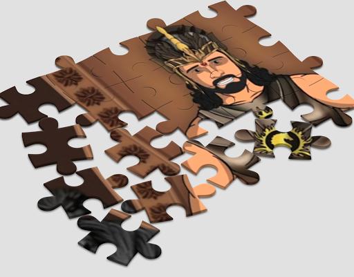 Bahubali Puzzle Kids