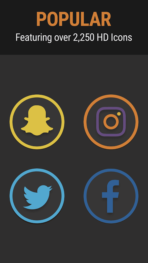 Devo Icon Pack Screenshot 3