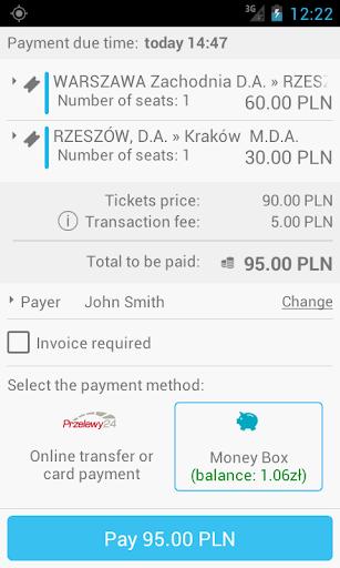 e-podroznik.pl screenshot 7