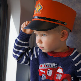 All Aboard! by Melissa Glazebrook - Babies & Children Toddlers