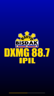 DXMG 88.7 Radyo Bisdak - screenshot