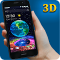 App Earth in Space 3D Theme APK for Windows Phone