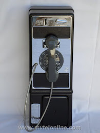 Single Slot Payphones - NOS NY Tel Prototype F57843 loc LP3 1