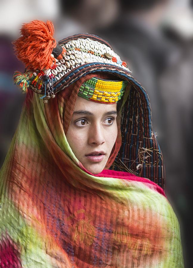 Sohni by Abdul Rehman - People Portraits of Women ( pakistan, colorful, innocent, beautiful, kalash, chitral,  )